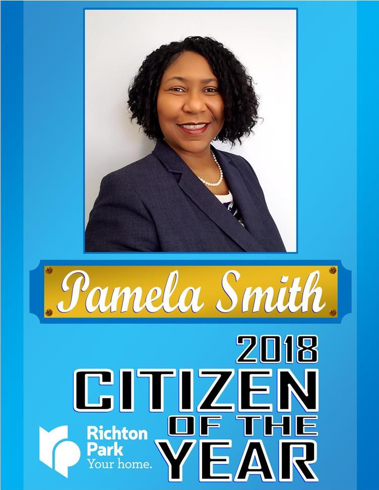2018 Citizen if the Year - Pamela Smith - SMALLER