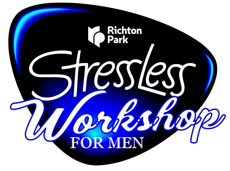 StressLess Workshop MEN - Logo