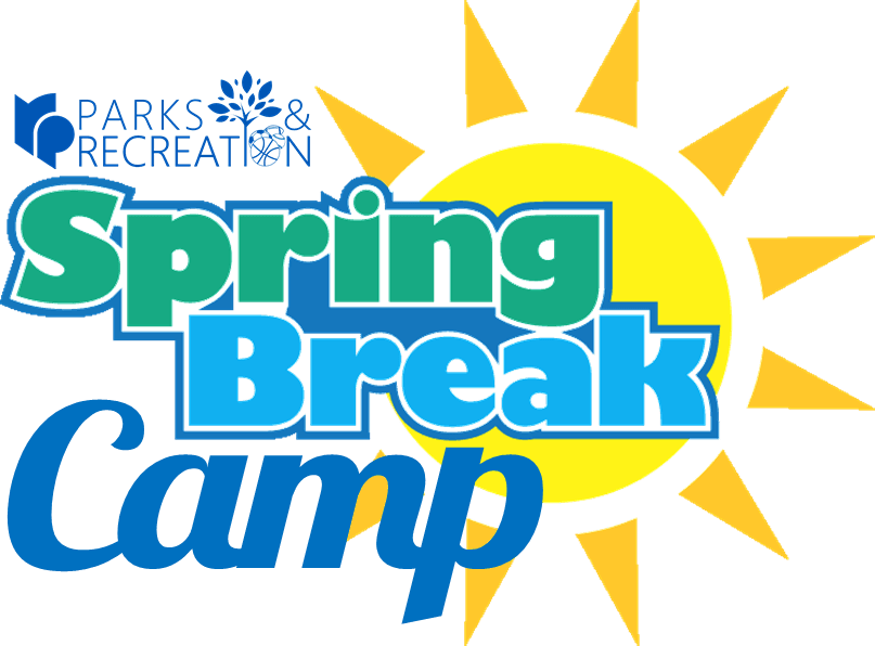 Spring Break Camp Logo PNG