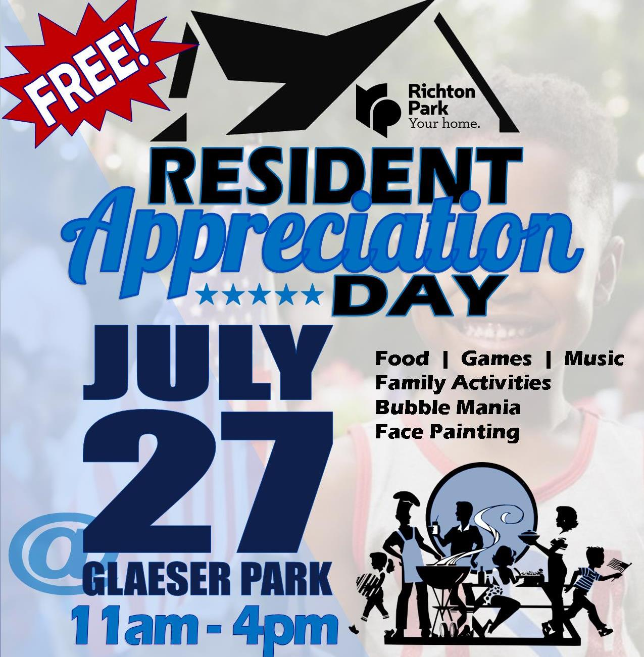 Resident Appreciation Day 2019 sq